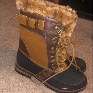Rock and Candy Snow Boots
